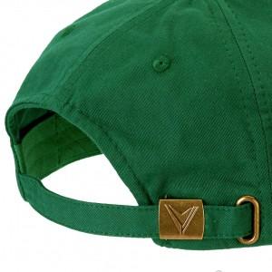 Бейсболка зелёная - 2