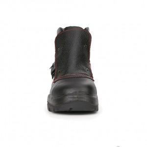 """Ботинки """"Нитро"""" с композитным подноском для сварщика - 4"""