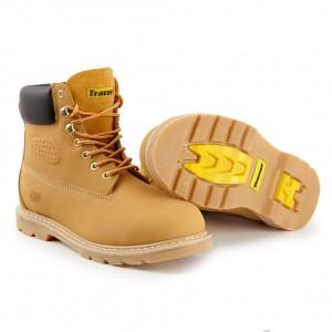 "Ботинки ""Трейсер-Сити"" светло-коричневые"