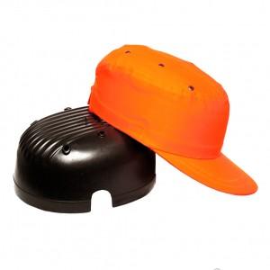 Каскетка защитная оранжевая