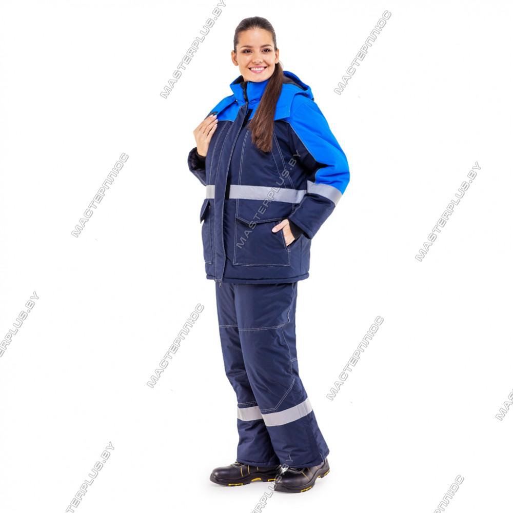 Костюм утепленный женский рабочий