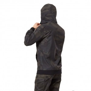 """Куртка-ветровка мужская """"Аксель"""" - 5"""