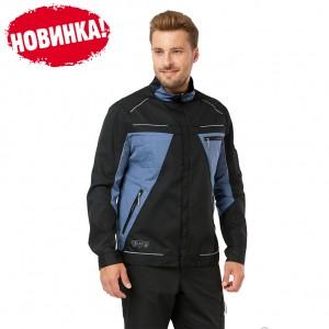 """Куртка мужская """"Шелби"""" чёрная"""