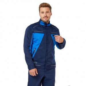 """Куртка мужская """"Шелби"""" синяя"""