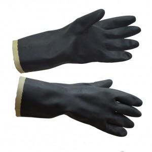 Перчатки кислото- щёлочестойкие КЩС тип 1