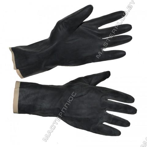 Перчатки кислото-щёлочестойкие КЩС тип 2